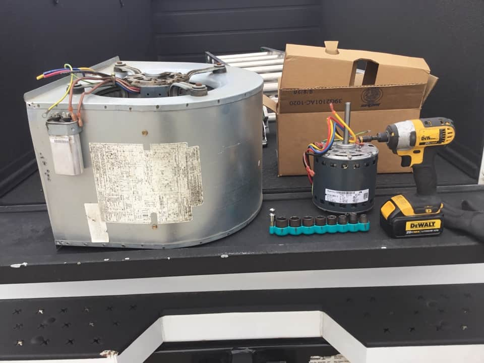 hvac repair mckinney