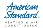American Standard heating& air conditioning Logo