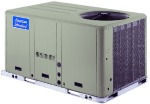 commercial ac installation unit