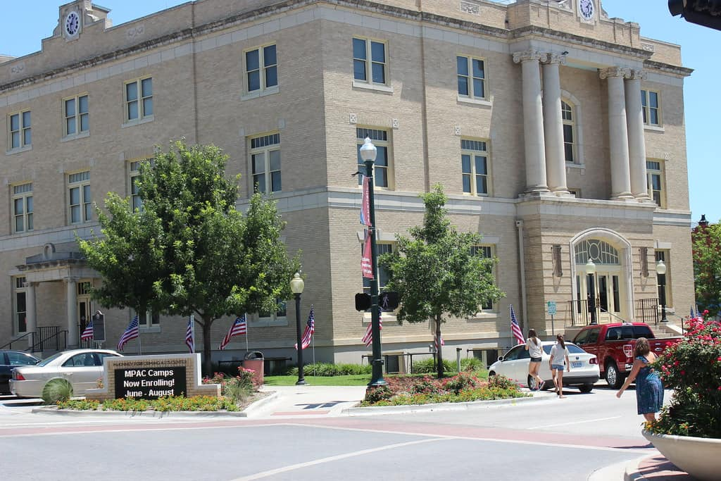 McKinney Historic Downtown